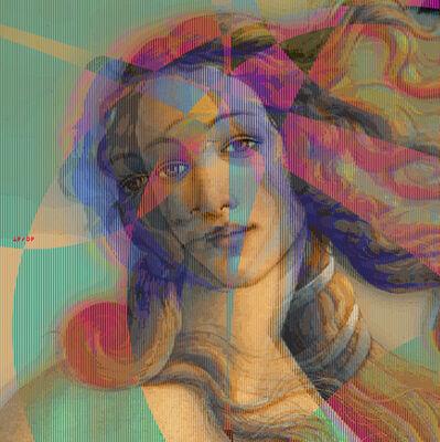 Pınar DU PRE, 'Birth of Venus VI', 2019