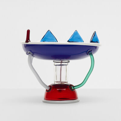 Ettore Sottsass, 'Sol fruit bowl', 1982