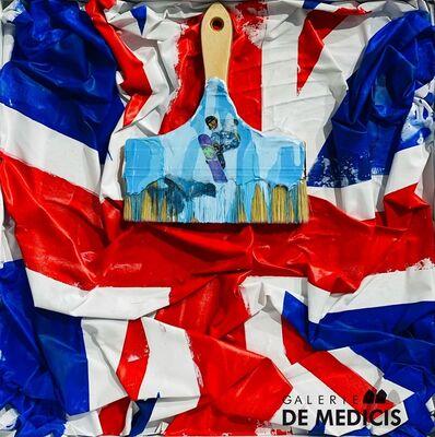 Guyla, 'England Flag', 2020