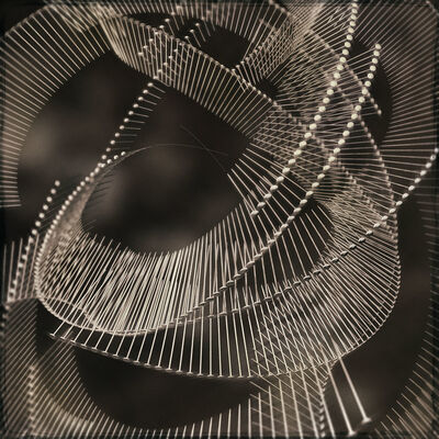 Edward Bateman, 'The Sound of One Pin (For Étienne-Jules Marey)', 2014