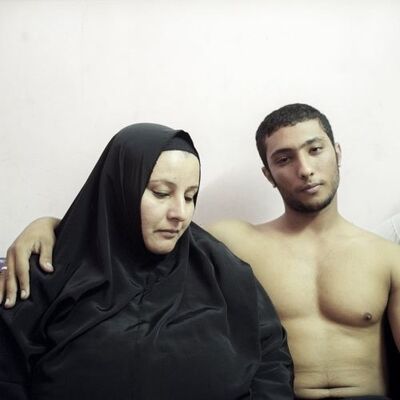 Denis Dailleux, 'Série Mother and Son', 2009