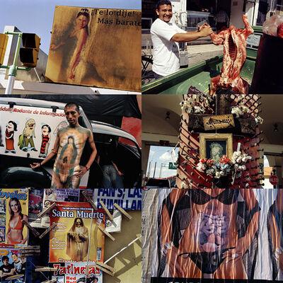Paolo Gasparini, 'Muerte barata. Frontera del norte, México', 2005-2017