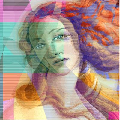 Pınar DU PRE, 'Birth of Venus II', 2019