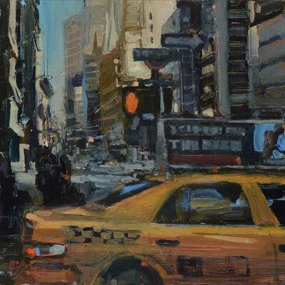 Jim Beckner, 'Taxi', 2018