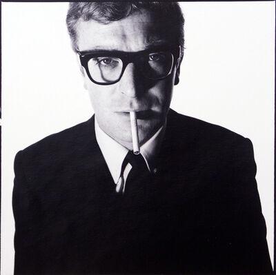 David Bailey, 'Michael Caine', 1965