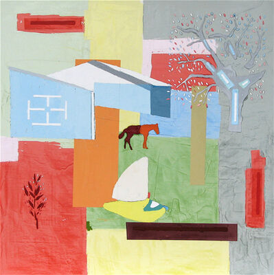 Will Pope, 'My Pony on my Boat (for Lyle Lovett)', 2007