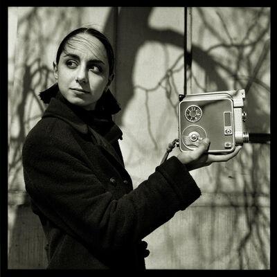 Vojtěch V. Sláma, 'Clemence With Admira', 2000