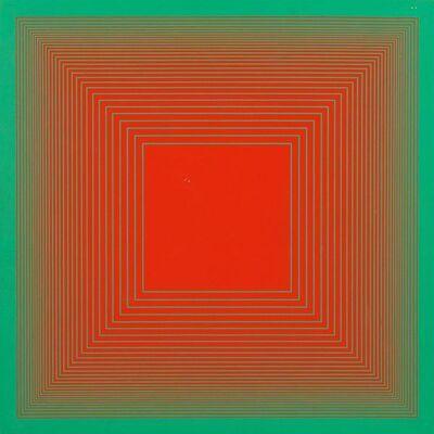 Richard Anuszkiewicz, 'Spectral 9I', 1969