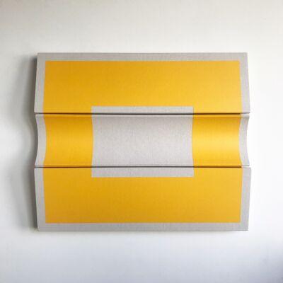 Robert William Moreland, 'Untitled Yellow Concave ', 2018
