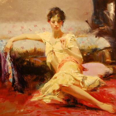 Pino, 'Parisian Girl'