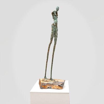 Mary Pat Wallen, 'Step boldy', 2018