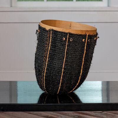 Marion Hildebrandt, 'Maple Tree Branch Basket #165', 2000