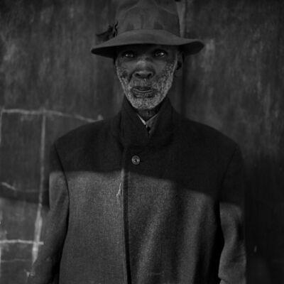 Roger Ballen, 'Old man, Ottoshoop,(Dorps)', 1983