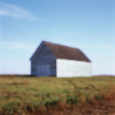 John Huggins, 'Barn, Iowa', 2014