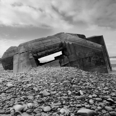 Jane and Louise Wilson, 'Casemate SK667 (from the 'Sealander' series)', 2006