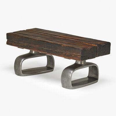 Jordan Mozer, 'SX coffee table/bench (prototype, a unique piece), Chicago, IL', 2018
