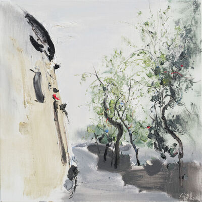 Jin Jie 金捷, 'Delicate Trees and Branches', 2016