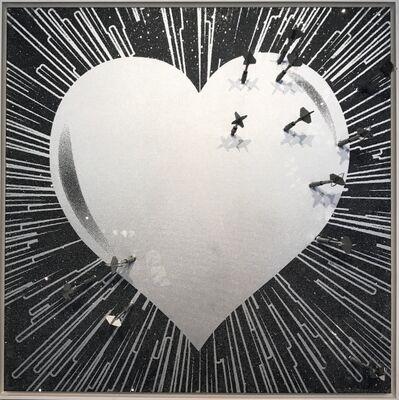 Rubem Robierb, 'Love Hurts 3', 2017