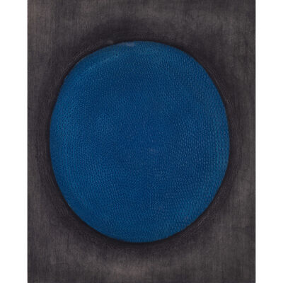 Arthur Luiz Piza, 'Bleu rond', 1973