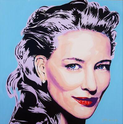 Jack Graves III, 'Cate Blanchett Icon II', 2020