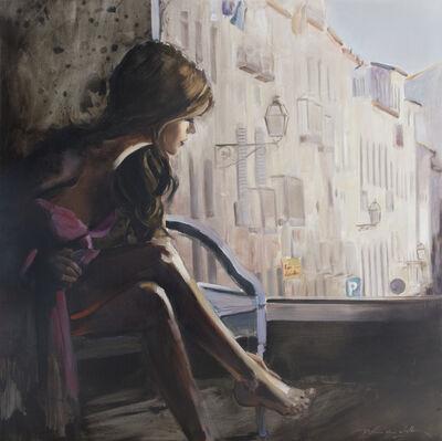 Rik Van de Walle, 'El cielo de San Sebastion', 2017