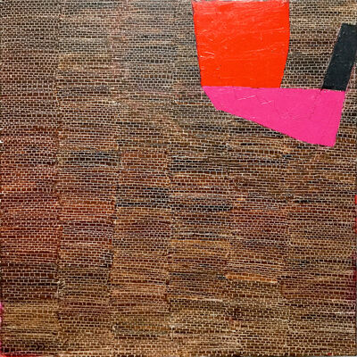 Dolores Poacelli, 'Wall_Big Red Pink', 2019