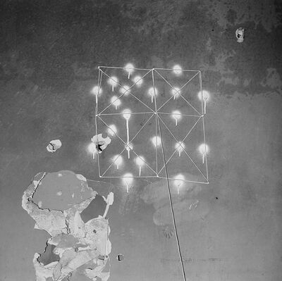 John Divola, 'Vandalism Series 74V18', 1973-1975