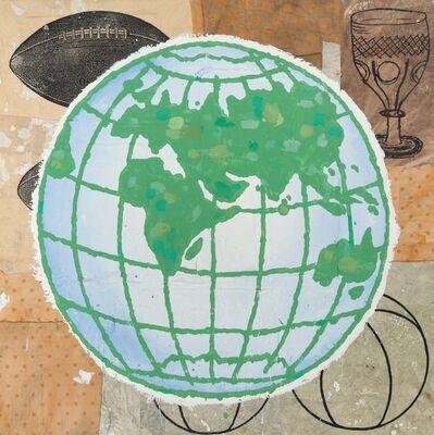 Donald Baechler, 'Globe', 1999