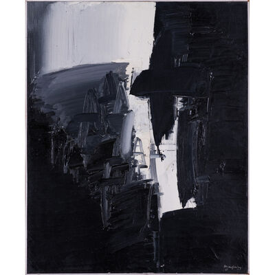 André Marfaing, 'Juillet 69-19', 1969