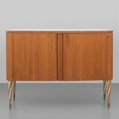 Paolo Buffa, 'A bar cabinet', early 1950's