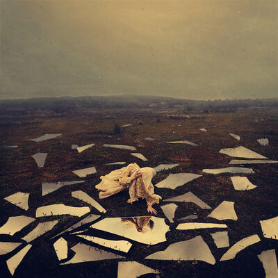 Brooke Shaden, 'Reflection #2: Sown',