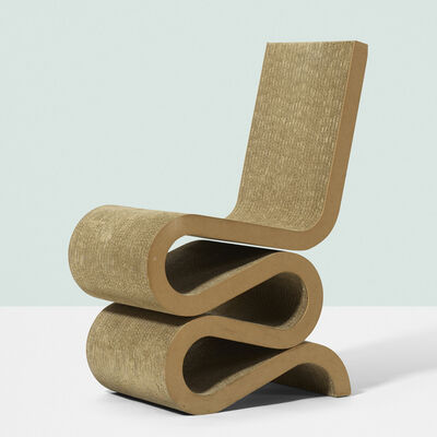 Frank Gehry, 'Wiggle chair', 1972