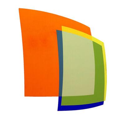Dóra Maurer, 'Overlappings 25', 2005