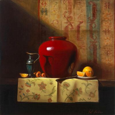 Patt Baldino, 'Red Vase', 2019