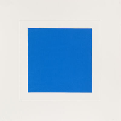 Steven Aalders, 'Place (Light Blue)', 2013