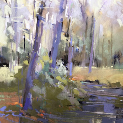Laurinda Phakos O'Connor, 'Woodland Brook', 2015-2019
