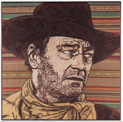 Stephen Wilson, 'John Wayne', 2017