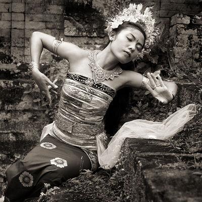 Dana Gluckstein, 'Dancer, Bali', 1988