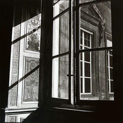 Bruce Cratsley, 'Louvre Window, Paris', 1980