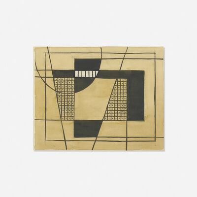 Frederick I. Kann, 'Aerial Grid', c. 1945