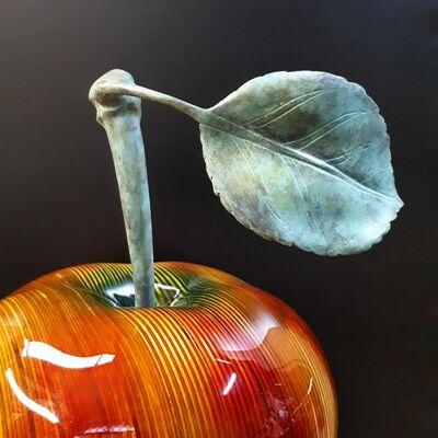 Serhiy Chepel, 'Apple', 2019