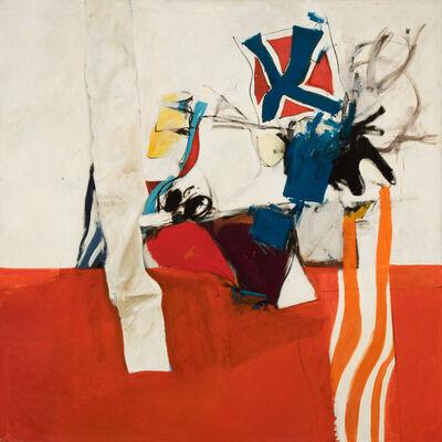 Walter Plate, 'Mardi Gras II', 1969