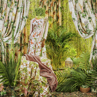 Patty Carroll, 'Jungly', 2014
