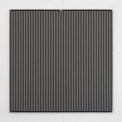 Neil Harrison, 'Black Square 70', 2014