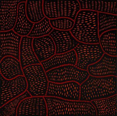 Yayoi Kusama, 'ILLUSION WALKING AWAY IN THE DISTANCE', 2014