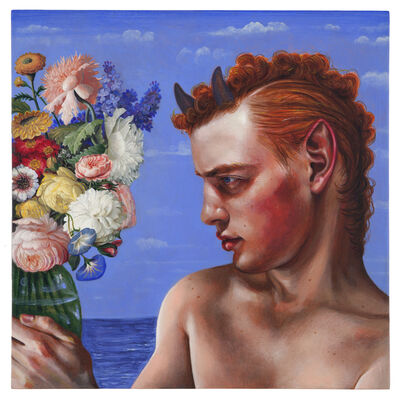Timothy Cummings, 'The Faun Who Fell in Love with a Bouquet', 2016