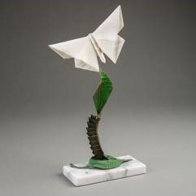 Kevin Box, 'Emerging Peace (Maquette) '