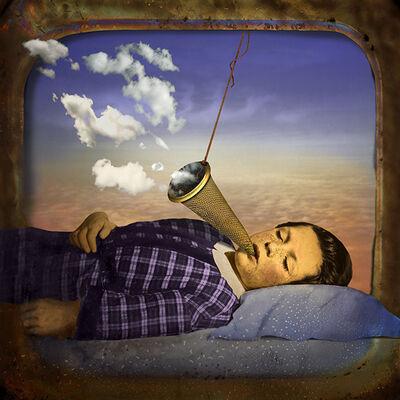 Maggie Taylor, 'Dreamer', 2003