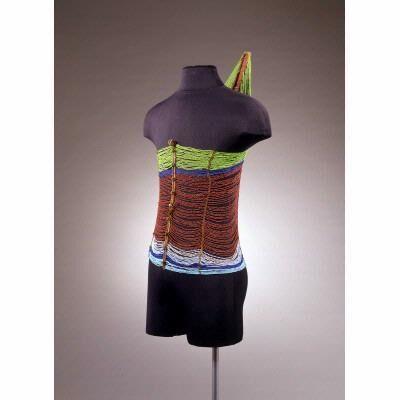 Unknown Artist, 'Man's corset', ca. 20