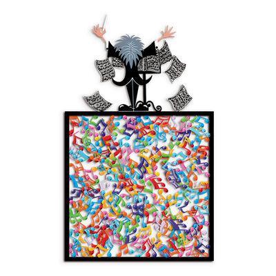David Kracov, 'Thinking outside the box - Conductor ', 2020